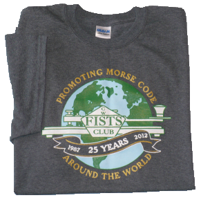 25th T-Shirt Front
